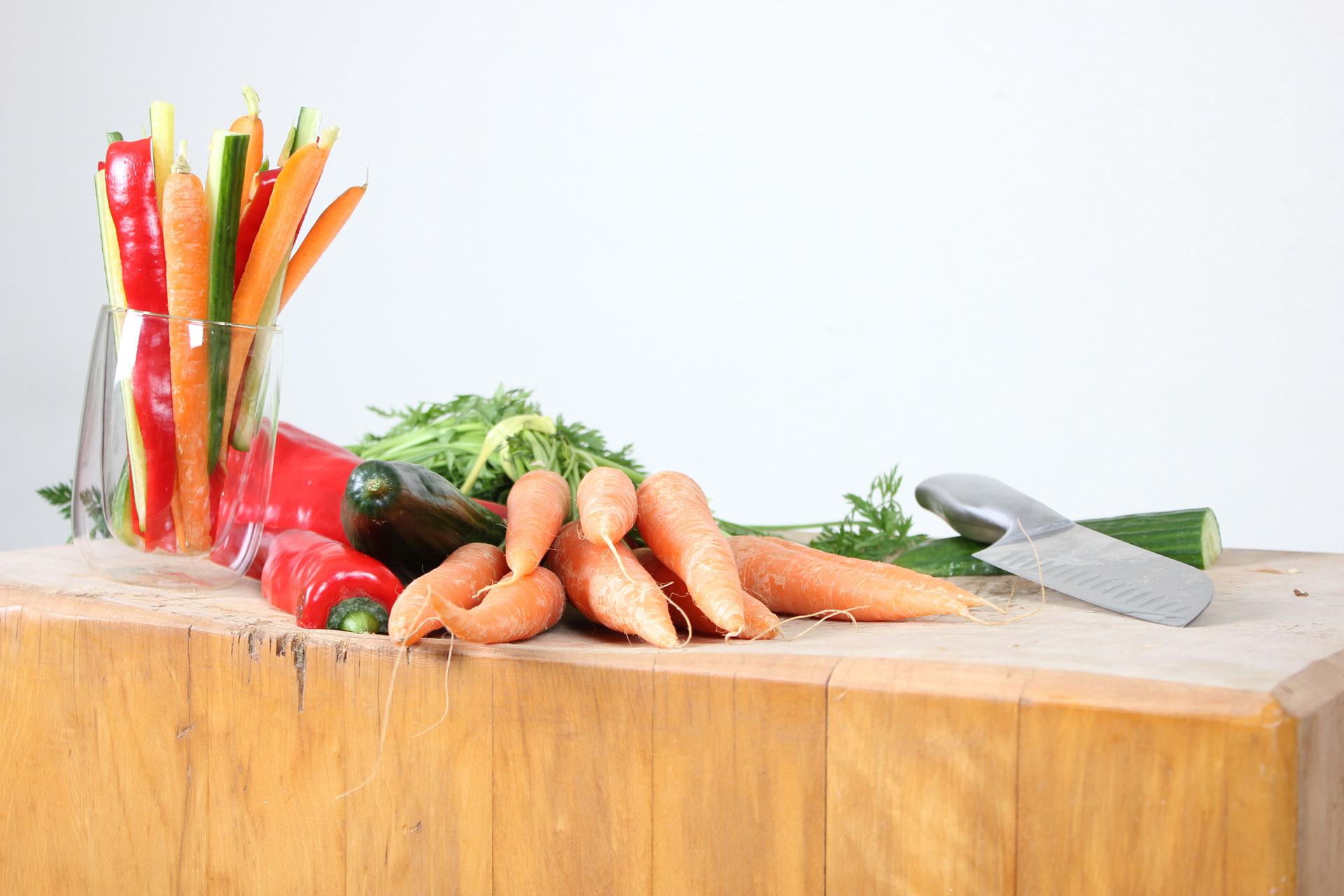 snel afvallen door gezond eten